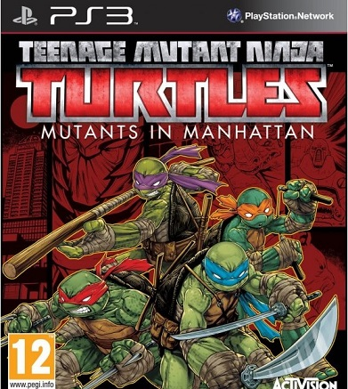Teenage Mutant Ninja Turtles Mutants In-Manhattan [5.61GB].jpg