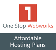 OneStopWebworks - Affordable Hosting Plans