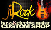 JiRock Custom - Electric Guitar and Bass Setup and Repair.